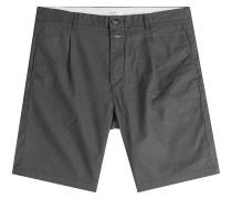 Shorts aus Leinen und Baumwolle