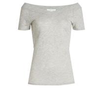 T-Shirt mit Baumwolle