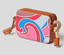 Crossbody Bag mit Muster