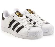 Leder-Sneakers Superstar