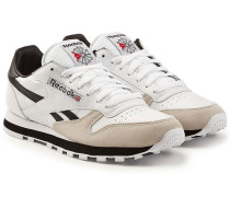 Sneakers Classic TRC aus Leder und Veloursleder