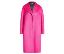 Mantel aus Mohair und Schurwolle