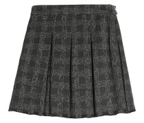 Mini-Skirt aus Tweed
