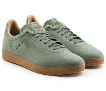Sneakers Gazelle Decon aus Veloursleder
