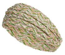 Haarband mit Zickzack-Muster