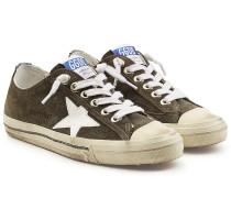 Sneakers V Star 2 aus Veloursleder