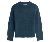 Pullover mit Wolle und Alpaka