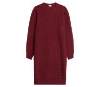 Strick-Dress aus Wolle