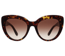 Cat-Eye-Sonnenbrille DG4287