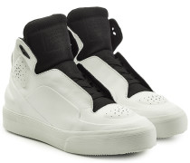 High Top Sneakers New Future aus Leder