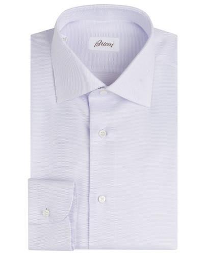 Hemd aus Baumwoll-Piqué