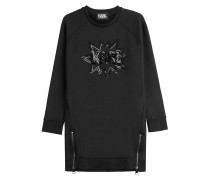 Sweatshirtkleid Karl Pop mit Pailletten