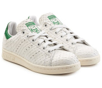 Sneakers Stan Smith in Schlangenleder-Optik
