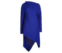 Drapierter Pullover aus Merinowolle