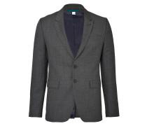 Tweed-Blazer aus Wolle