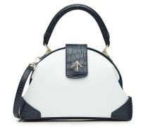 Handtasche Demi aus Leder