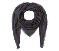 Print-Schal aus Kaschmir und Seide