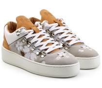 Sneakers Mountain Cut Japanese aus Veloursleder