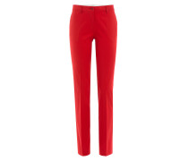 Slim-Pants aus Baumwoll-Stretch