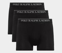 Pants mit Logo-Bündchen