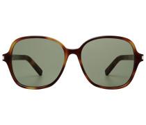 Sonnenbrille Classic 8 in Schildpatt-Optik
