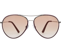 Aviator-Sonnenbrille TO0155
