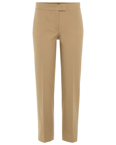 Cropped-Pants mit Baumwolle