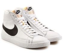 High-Top-Sneakers Blazer Mid Retro aus Leder