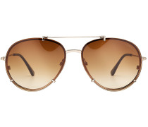 Aviator-Sonnenbrille Dickon