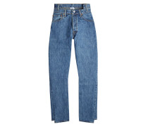 X Levi's Reworked Straight Leg Jeans