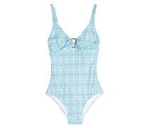 Bedruckter Swimsuit Tuscany
