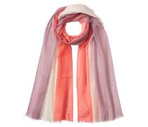Schal aus Kaschmir und Baumwolle