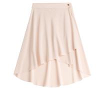 Flared-Skirt aus Seide