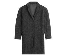 Cardigan-Mantel aus Alpaka