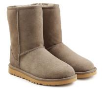 Boots Classic Short aus Schafleder