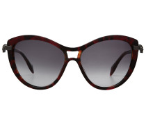 Sonnenbrille AM0021S in Schildpatt-Optik