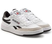 Sneakers Revenge Plus TRC aus Leder und Veloursleder