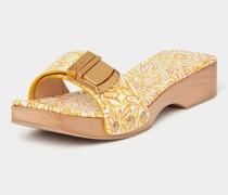 Sandalette mit Schnalle