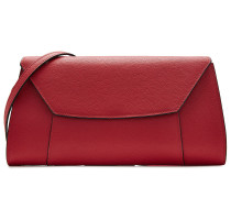 Clutch La Scala aus Leder