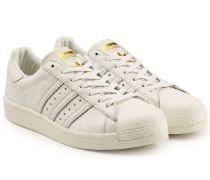 Leder-Sneakers Superstar Boost