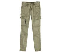 Cargo Pants mit Baumwolle