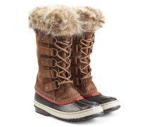 Winter-Boots Joan of Arctic mit Besatz in Fell-Optik