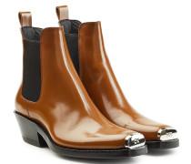 Chelsea Boots aus Leder