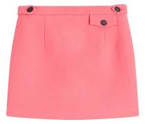 Mini-Skirt aus Wolle
