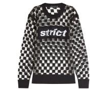 Transparenter Pullover aus Wolle