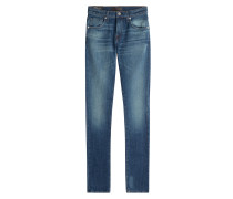 Skinny Jeans Mick aus Baumwoll-Stretch