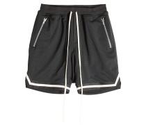 Shorts aus Mesh