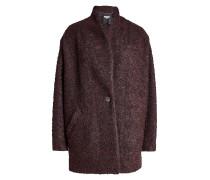 Mantel aus Alpakawolle und Wolle