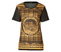 Balmain, Print-Shirt aus Baumwolle
