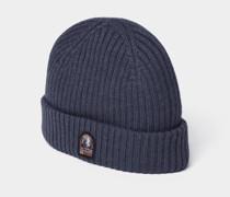 Mütze mit Woll-Anteil